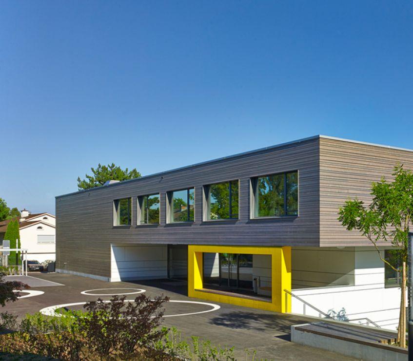 Schule Bürgli, Wallisellen